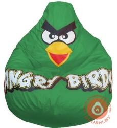 Г2.1-047 птичка зеленая