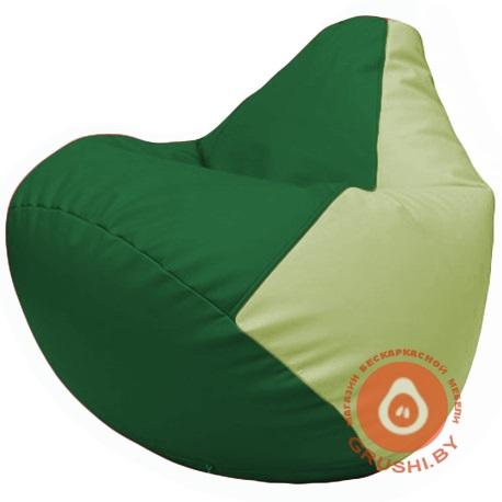 Г2.3-0104 зелёный и светло-салатовый
