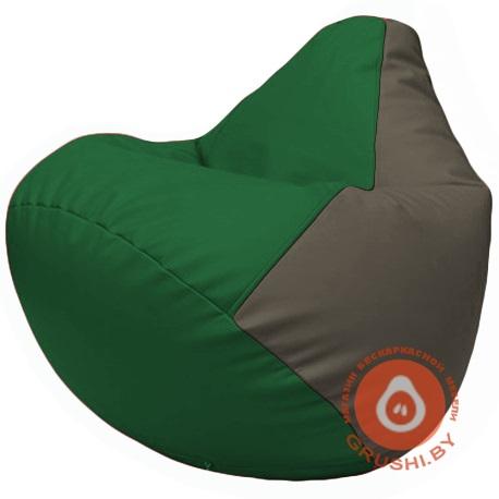 Г2.3-0117 зелёный и серый