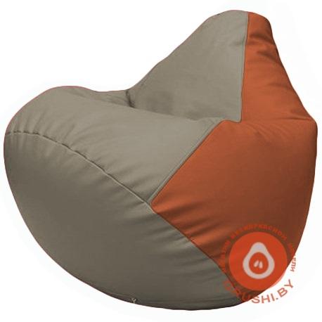 Г2.3-0223 светло-серый и оранжевый