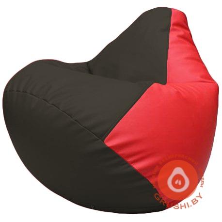 Г2.3-1609 чёрный и красный