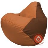 Г2.3-2007 оранжевый и коричневый