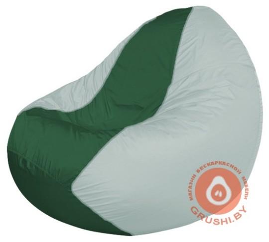 К2.1-39  белый + сидуш зелёная