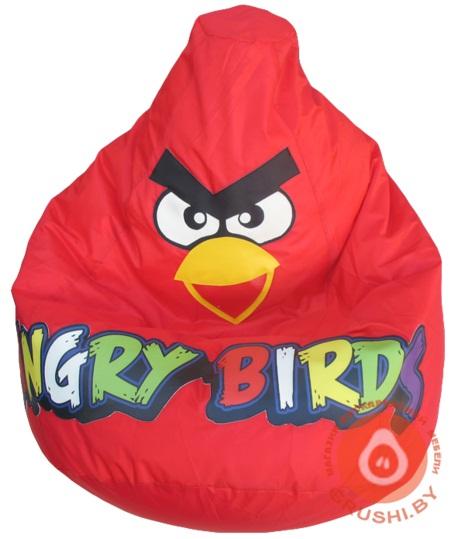 Птичка цветная