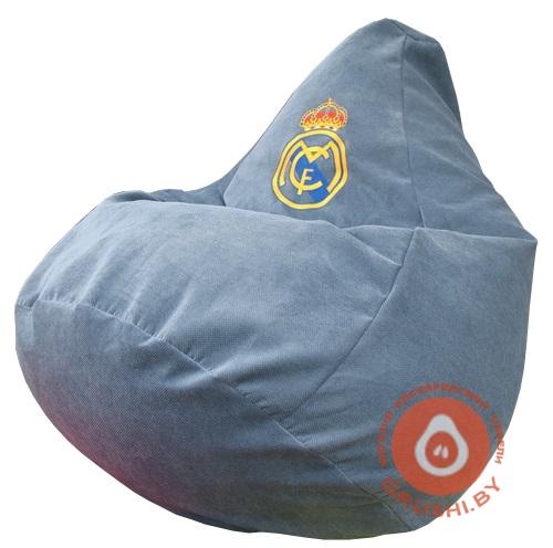 Реал Мадрид с вышивкой (велюр)