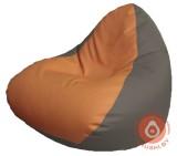 Р2.3-35 релакс кожа оранж+серый