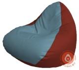 Р2.3-67 релакс кожа сид голубая +бок красный
