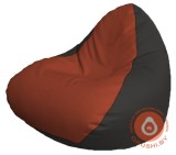 Р2.3-78 релакс кожа сид красная +бок чёрный