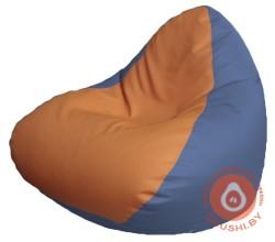 Р2.3-92 релакс кожа сид оранж +бок голубойч