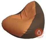 Р2.3-93  релакс кожа сид оранж +бок корич