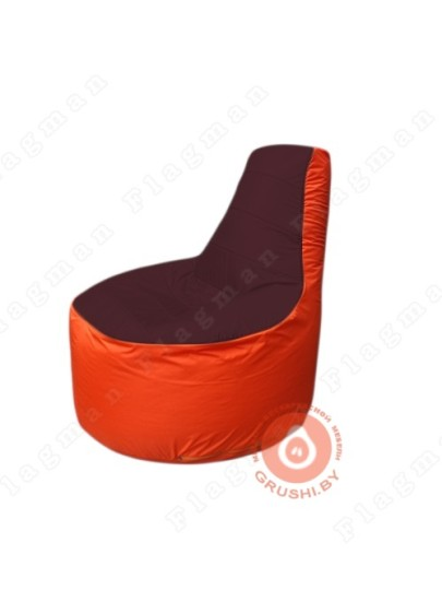 Т1.1-0105(бордовый-оранжевый)