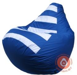 полосатик синий