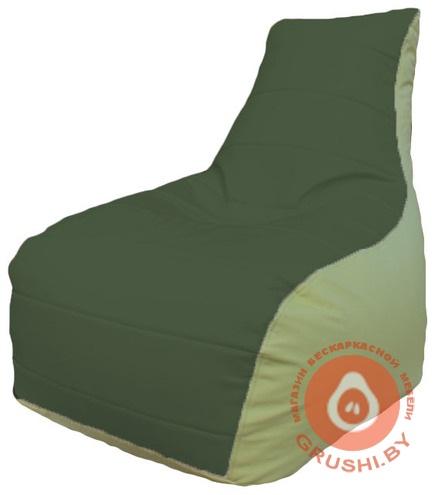Б1.3-13 ультра сидушка зелёная бок олив