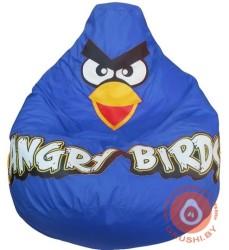 Г2.1-046 птичка синяя