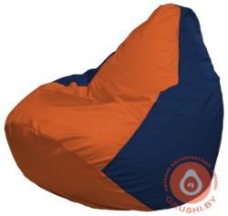 Г2.1-209 оранжевый и тём синий png