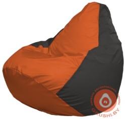 Г2.1-210 оранжевый и тём серый