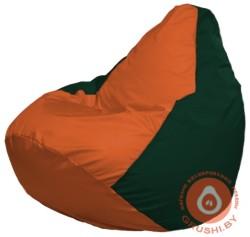 Г2.1-212 оранжевый и тём зелёный