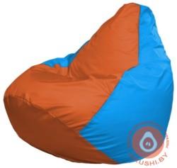 Г2.1-221 оранжевый и голубой