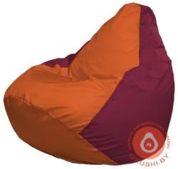 Г2.1-222 оранжевый и бордовый