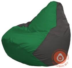 Г2.1-238 зелёный и тём  серый