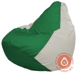 Г2.1-244 зелёный и белый