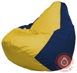 Г2.1-248 жёлтый и тём синий
