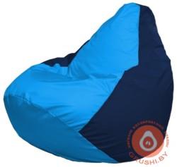 Г2.1-272 голубой и тём  синий