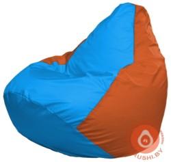 Г2.1-278 голубой и оранжевый