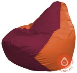 Г2.1-307 бордовый и оранжевый