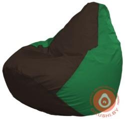 Г2.1-321 коричневый и зелёный
