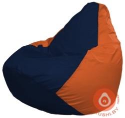 Г2.1-45 тём синий и оранжевый