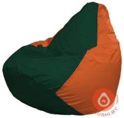 Г2.1-64 тём зелёный и оранжевый