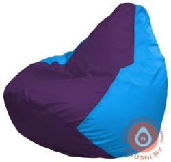 Г2.1-74 фиолет и голубой