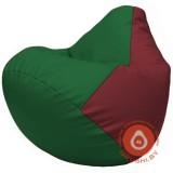 Г2.3-0121 зелёный и бордовый