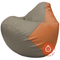 Г2.3-0220 светло-серый и оранжевый