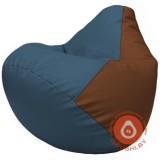 Г2.3-0307 синий и коричневый