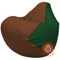 Г2.3-0701 коричневый и зелёный