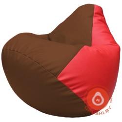 Г2.3-0709 коричневый и красный