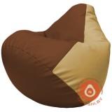 Г2.3-0713 коричневый и бежевый