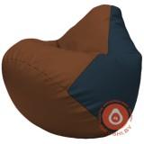 Г2.3-0715 коричневый и синий