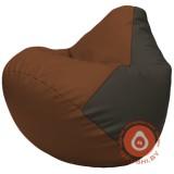Г2.3-0716 коричневый и чёрный