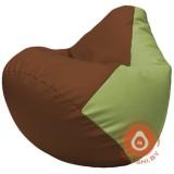 Г2.3-0719 коричневый и оливковый