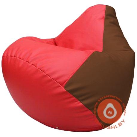 Г2.3-0907 красный и коричневый