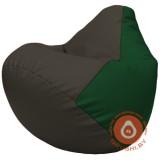 Г2.3-1601 чёрный и зелённый