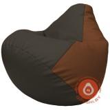 Г2.3-1607 чёрный и коричневый