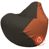 Г2.3-1623 чёрный и оранжевый