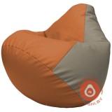 Г2.3-2002 оранжевый и светло-серый