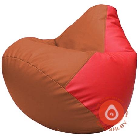Г2.3-2309 оранжевый и красный
