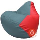 Г2.3-3609 голубой и красный