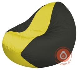 К2.1-128 чёрный + сид жёлтый
